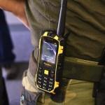 Защищённый телефон с рацией