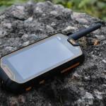 Защищённый телефон с GPS