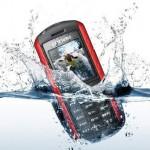 Водонепроницаемые телефоны