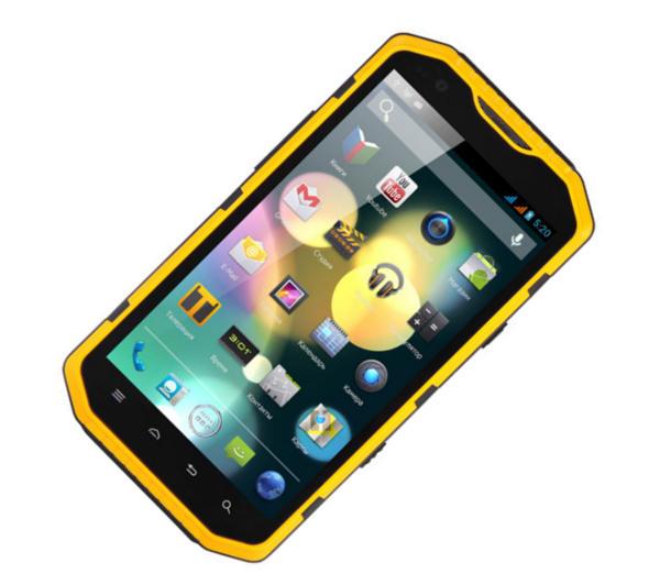 Smartfon-RugGear-RG970-Partner